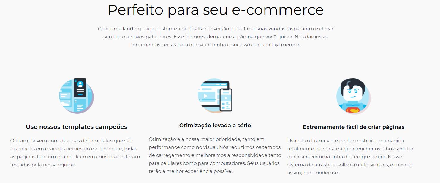 landing page que convertem para e-commerce