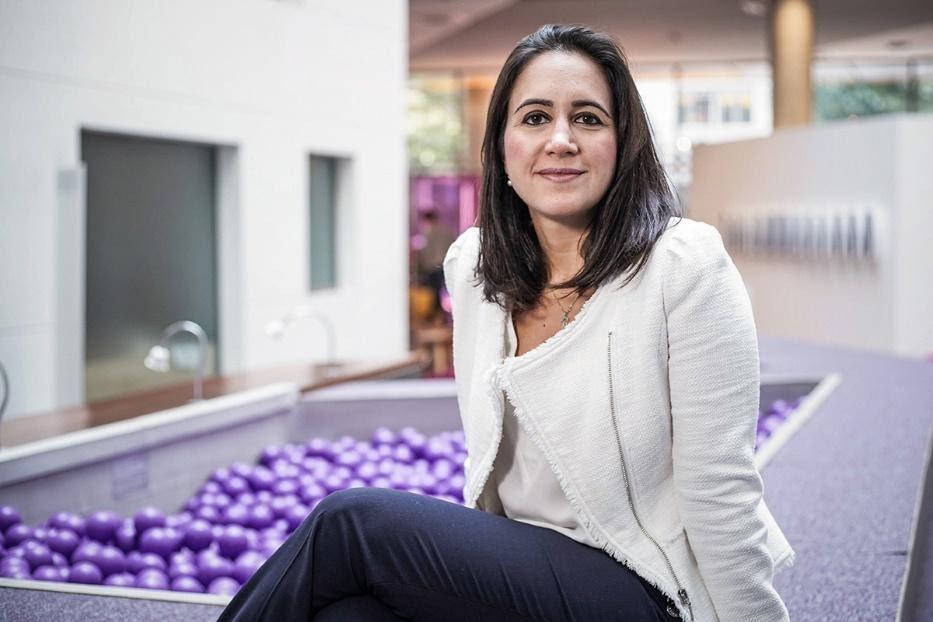 Empreendedorismo feminino Cristina Junqueira